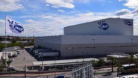 Foto de Sistema de refrigeración de los procesos productivos en la planta de Hero España