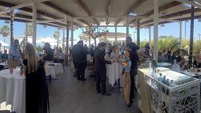 Foto de Puesta de largo de la filial de Sumitomo Demag en el puerto de Valencia