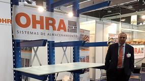Picture of Ohra presenta sus soluciones de almacenaje a Subcontratación 2017