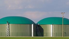 Foto de Los rodamientos de NSK permiten ahorrar hasta 19.200 € anuales en una planta de biogás