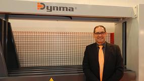 Foto de Entrevista a Montxo Soriano, director comercial de Dynma