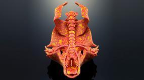 Foto de Stratasys imprime en 3D diseños para la exposición '3D. Imprimir el mundo'
