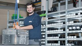 Foto de Erema amplía su capacidad de producción y optimiza la fabricación