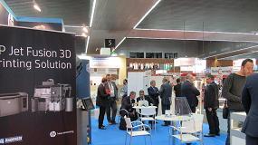 Foto de HP muestra en Addit3D su revolucionaria propuesta de Impresión 3D
