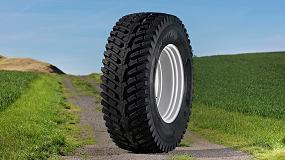 Foto de Michelin presenta Roadbib, la última incorporación a la gama de neumáticos agrícolas