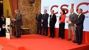 Foto de La Fundación Talgo y el CSIC entregan los II Premios a la Soldadura en la Formación Profesional