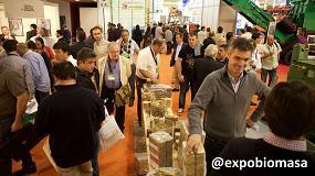 Foto de Expobiomasa 2017 afronta la recta final de inscripción de expositores con un aumento del 30% de la superficie expositiva