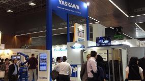 Foto de Yaskawa presenta en Subcontratación 2017 sus nuevas soluciones de soldadura robotizada y automatización de procesos