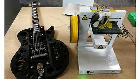 Foto de EntresD lleva al Sónar+D instrumentos musicales impresos en 3D