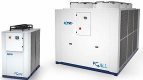 Foto de Free-cooling modular para la integración del ahorro energético en las instalaciones hidráulicas
