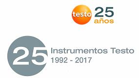 Foto de Testo presenta sus nuevos logos para la celebración del 25 aniversario durante este 2017