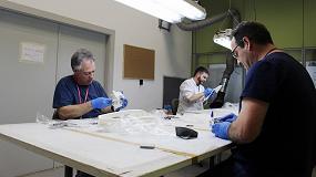 Foto de Andaltec amplía sus capacidades tecnológicas en acabados superficiales de piezas plásticas