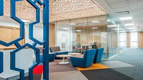 Foto de El estudio Hermarta-Envatech diseña las oficinas de Sopra Banking en Casablanca