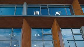Foto de LaminarCoil viste sus fachadas con Winshield