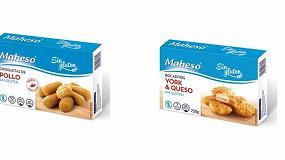 Foto de Maheso lanza nuevos productos sin gluten