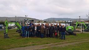 Foto de Wacker Neuson entrega 60 excavadoras a Axor