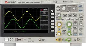 Foto de Nuevo osciloscopio serie X1000 de Keysight disponible en Ayscom