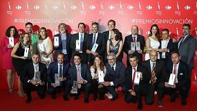 Foto de Carrefour premia la innovación de las compañías del sector de gran consumo