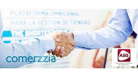 Foto de Comerzzia toma mayoría en el accionariado de ASG para ganar posición en el sector del Retail