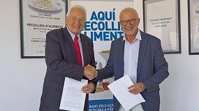 Foto de IRTA y Banc dels Aliments de Barcelona firman un acuerdo de colaboración en gestión ambiental, sostenibilidad y desperdicio alimentario