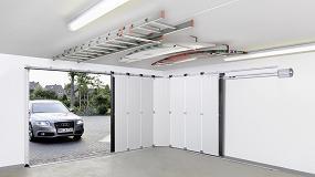 Foto de Nuevos modelos de la puerta seccional de apertura lateral de Hörmann