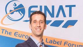 Picture of Francesc Egea, nombrado vicepresidente de la asociación internacional Finat