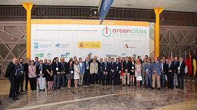 Foto de Málaga, referente internacional de la gestión eficiente de ciudades con la octava edición de Foro Greencities, que reúne a 200 ciudades