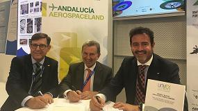 Foto de Andalucía presenta en París-Le Bourget el evento Unvex Eco-Agro