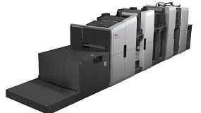 Picture of Kodak instala su primer sistema de impresión Prosper 6000S del mundo en Zumbiel Digital