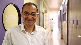 Foto de Entrevista a Simó Schwartz Jr, director del CIBBIM-Nanomedicina del Vall d'Hebron Institut de Recerca (VHIR)