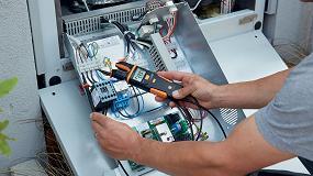 Foto de Testo facilita la comprobación de tensión y corriente con Testo 755