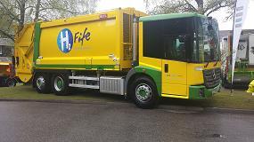 Picture of Los primeros vehículos Dual Fuel del mundo de recogida de residuos utilizan transmisiones Allison como medida de ahorro a largo plazo