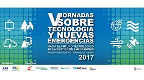Foto de Hexagon Safety & Infrastructure, presente en las V Jornadas sobre Tecnología y Nuevas Emergencias del 1-1-2 Canarias