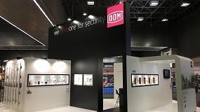 Foto de El Grupo Dom Security presenta su nueva imagen en Ferroforma