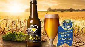 Fotografia de La cerveza madrileña La Chula Premium Pilsner, mejor cerveza artesana 2017