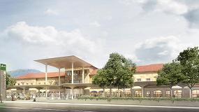 Foto de Nuevo diseño para la renovación de la estación de trenes de Ourense
