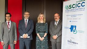 Foto de Zaragoza acoge el IV Forum SusChem de Química Innovadora para un Futuro Sostenible