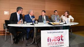 Foto de Ifema-Meat Attraction será la sede del X Congreso Mundial del Jamón 2019