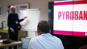 Picture of Pyroban aconseja actualizar la formación de sus ingenieros de carretillas elevadoras Ex