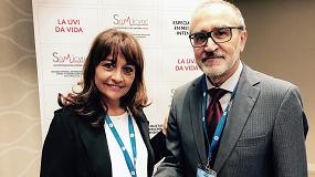 Foto de Mari Cruz Martín Delgado, primera mujer presidenta de la SEMICYUC