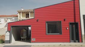 Foto de Primera vivienda Passivhaus de Cuenca