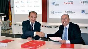 Picture of El Consejo General de Colegios de Ópticos-Optometristas renueva su acuerdo con Correos Express