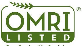 Foto de Los productos de Daymsa Naturcomplet G y Naturvital Plus entran en la Lista OMRI para Producción Orgánica