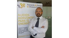 Foto de Javier Martínez, nuevo presidente de A3e