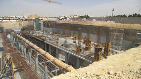 Picture of Ulma Construction ofrece soluciones integrales de encofrado y andamio en el Metro de Riad