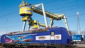 Foto de Siemens fabricará ocho locomotoras multisistema para Hupac