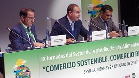 Foto de La distribución andaluza impulsa un comercio más sostenible