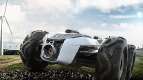 Foto de Valtra ya diseña el tractor del futuro