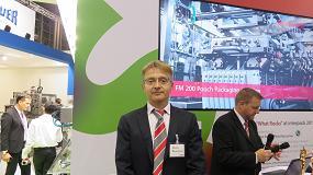Picture of Entrevista a Davide Brancaleoni, OEM segment leader packaging EMEA de Rockwell Automation
