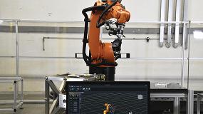 Foto de Software RoboDyn, para una calibración y comprobación de la robótica industrial más exigente y eficiente
